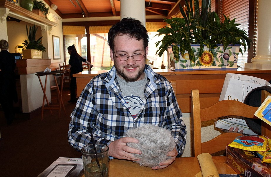 Ryan Meets the Tribble